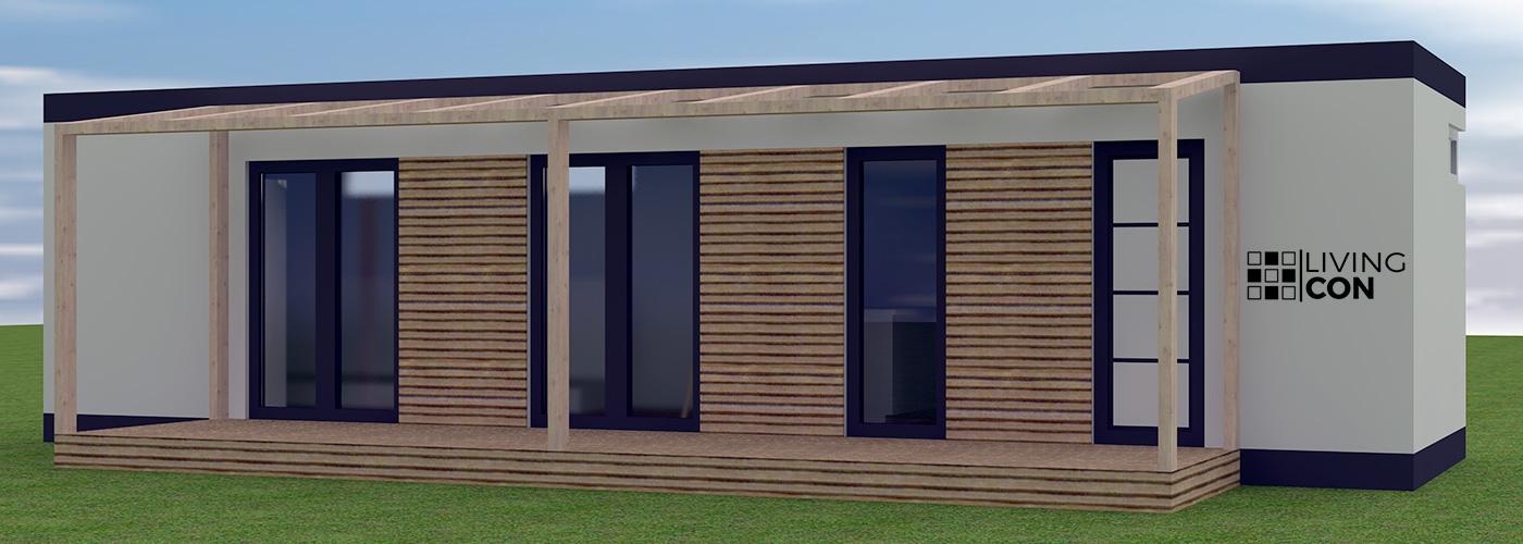 Modular timber frame buildings